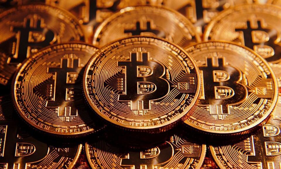 Sanal para birimi Bitcoin`in değeri, TSİ 15.45`te 7 bin 540