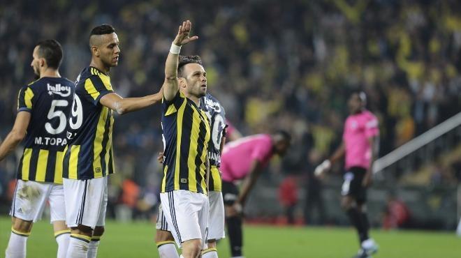 Valbuena artık Kadıköy topçusu!