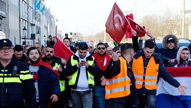 Zeytin Dalı'na bir destek de Lahey'den