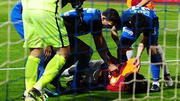 Galatasaray'da Gomis detayı! Sözleşmede yer alan o madde...