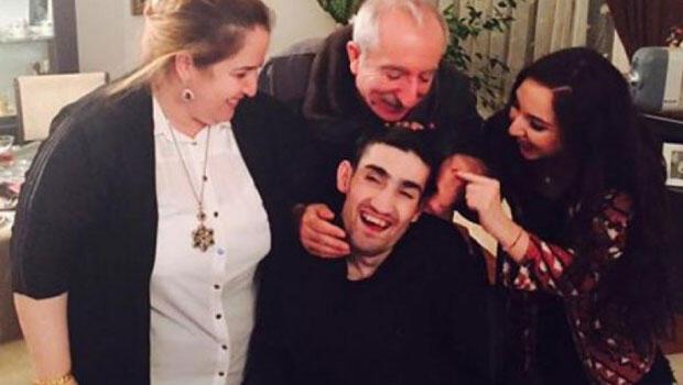Oğlunu kaybeden Orhan Miroğlu'ndan duygusal mesaj: Ülkemle gurur duydum