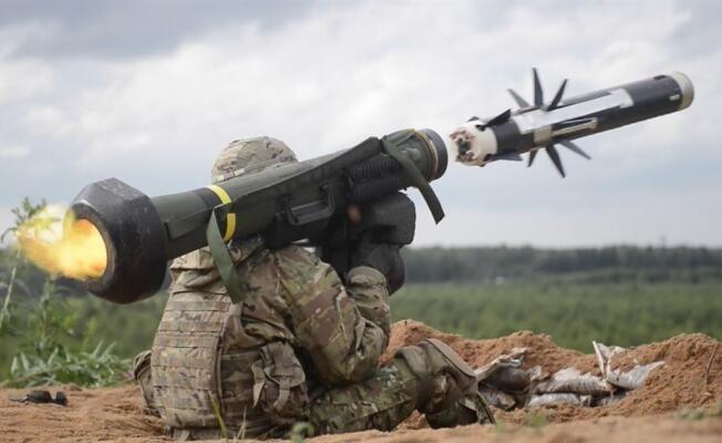 ABD'den Ukrayna'ya 47 milyonluk silah satışı!