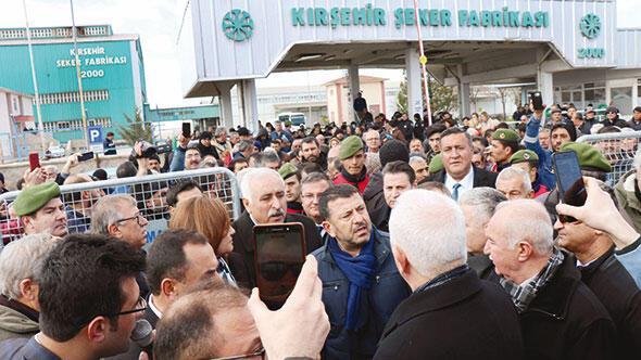 ŞEKER fabrikalarının özelleştirme kararı sonrası iktidar partisi ve ittifak yaptığı