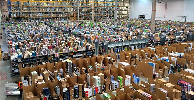 İspanyol Amazon çalışanları 2 günlük grev yapacak