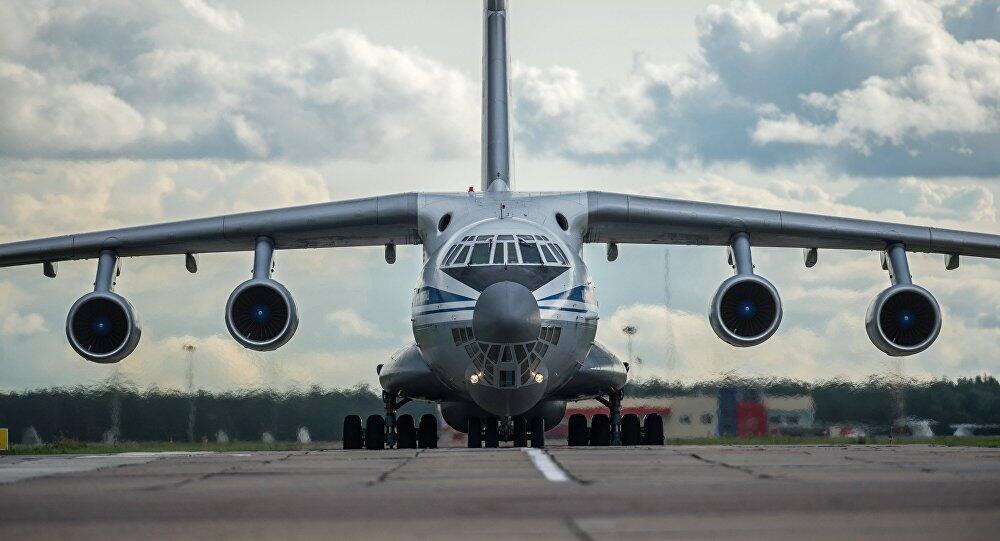Havada gerilim Rusya'ya nota verdiler