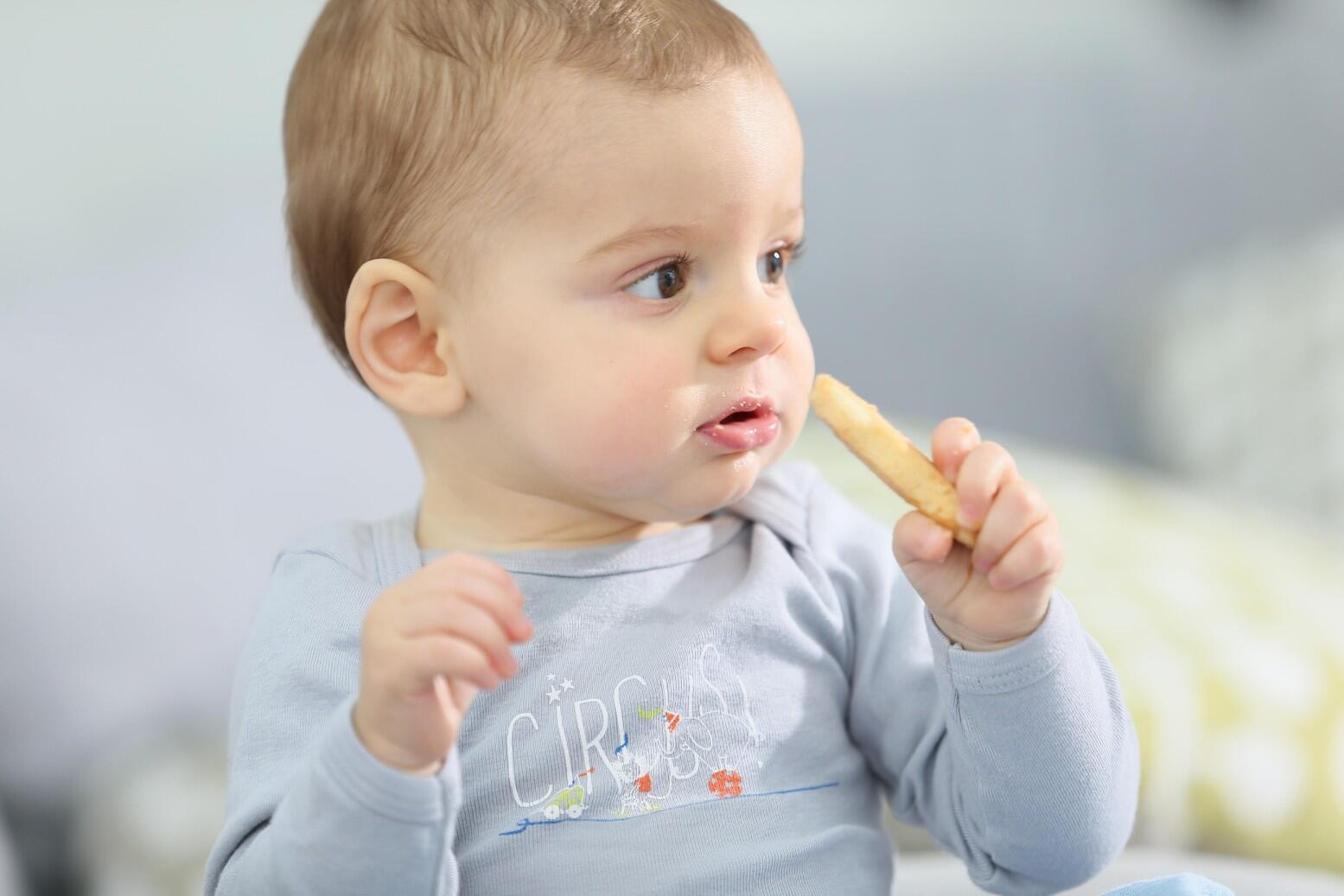 Evde bebe bisküvisi yapmanın püf noktaları