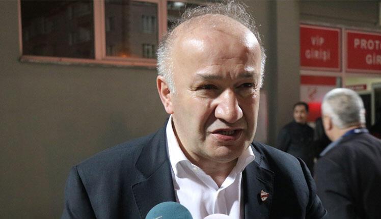 Boluspor Başkanı Necip Çarıkçı: Sonuç Şener'i etkilemiş olabilir