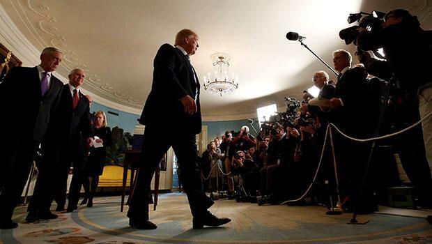 Trump onayı verdi: 1,3 trilyon dolar