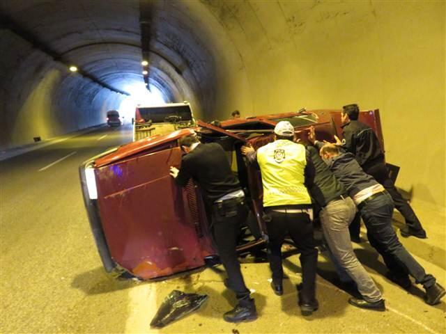 İstanbul'da tünelde faciadan dönüldü ile ilgili görsel sonucu