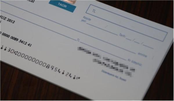 Bankalara ilk çeyrekte 5 2 milyon çek ibraz edildi