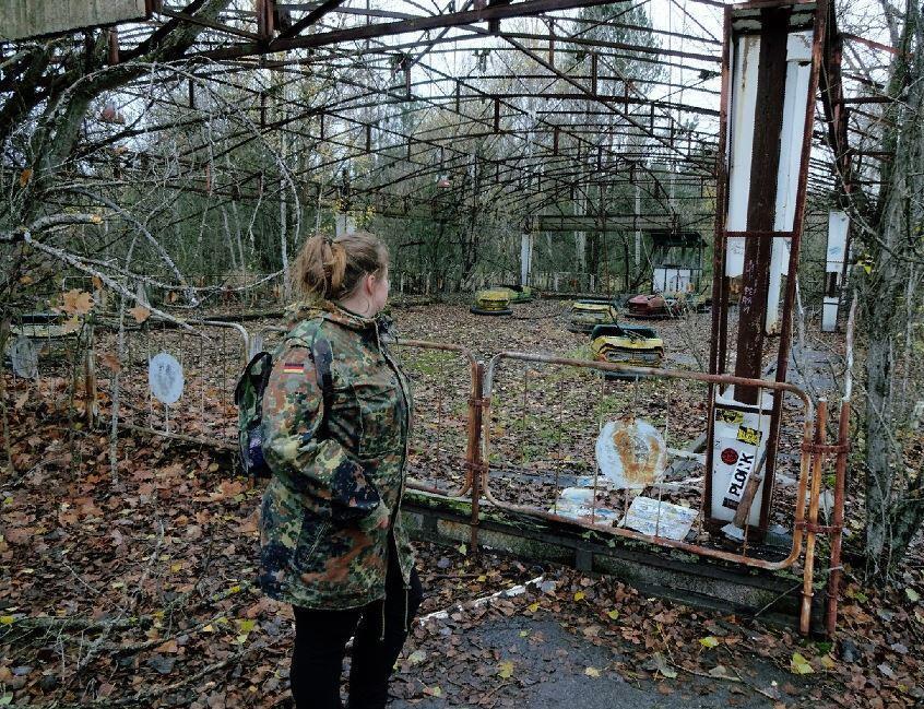 Çernobil sonrası 32 yılın ardından evine döndü