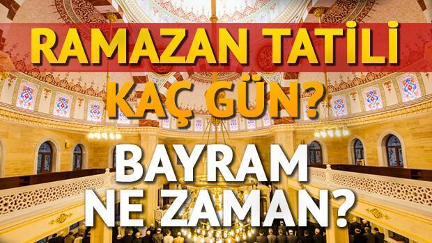 Ramazan ayının ne zaman başlayacağı, son günlerde araştırılan konular arasında