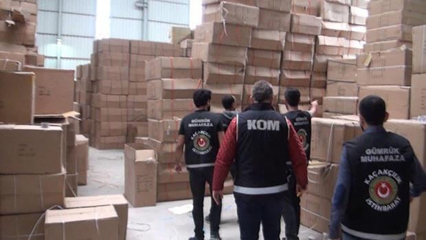 Kocaeli Emniyet Müdürlüğü Kaçakçılık ve Organize Suçlarla Mücadele Şube Müdürlüğü