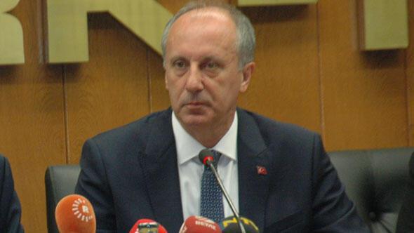 Cumhurbaşkanı Adayı Muharrem İnce, Adalet Bakanlığı izin verirse Selahattin Demirtaş'ı