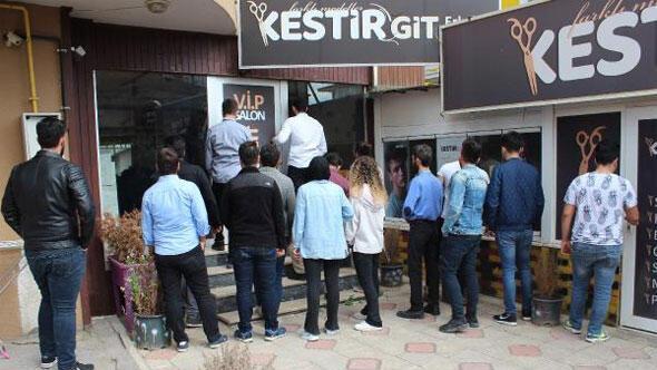 Karabük Üniversitesi`nde öğrenim gören yaklaşık 70 öğrenci, karakola giderek Kılavuzlar