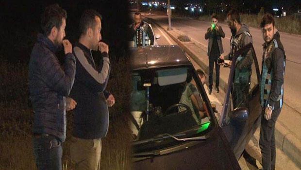 İstanbul Emniyet Müdürlüğü Trafik Denetleme Şube Müdürlüğü Sivil Trafik Ekipler
