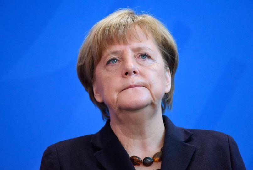 Merkel'den skandal İsrail açıklaması 'Göstericiler huzuru bozuyor'