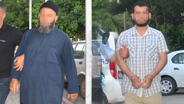 Adana Emniyet Müdürlüğü Terörle Mücadele Şube Müdürlüğü ekipleri, terör örgütü
