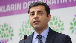 HDP`nin Cumhurbaşkanı adayı Selahattin Demirtaş`ın twitter hesabından yapılan açıklamaya göre