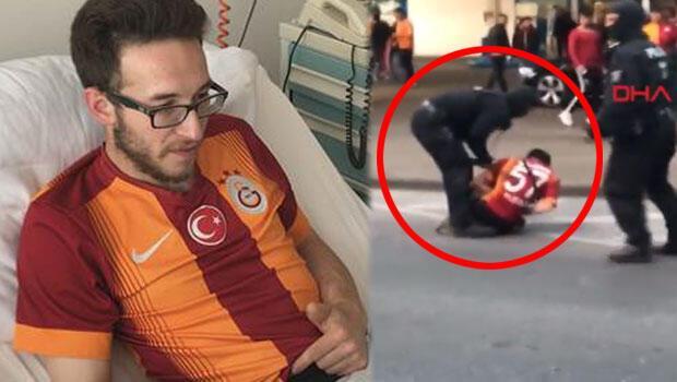 Almanya'da Galatasaray taraftarı kâbusu yaşadı: 'Bir anda şok oldum'