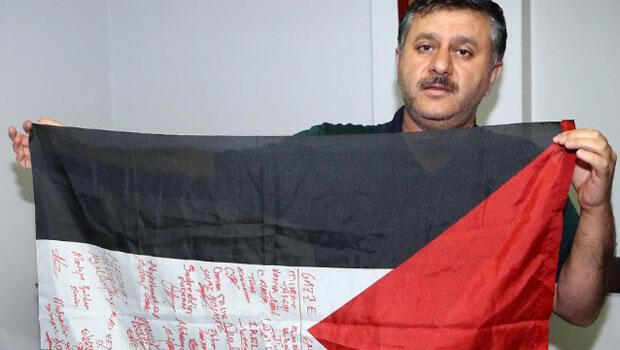 Muhyettin Yıldırım'ın avukatı Mehmet Alagöz, Türkiye'nin Mavi Marmara'da zarar gören