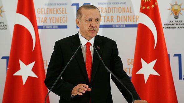 AK Parti'den Erdoğan'ın seçim kampanyasına destek çağrısı
