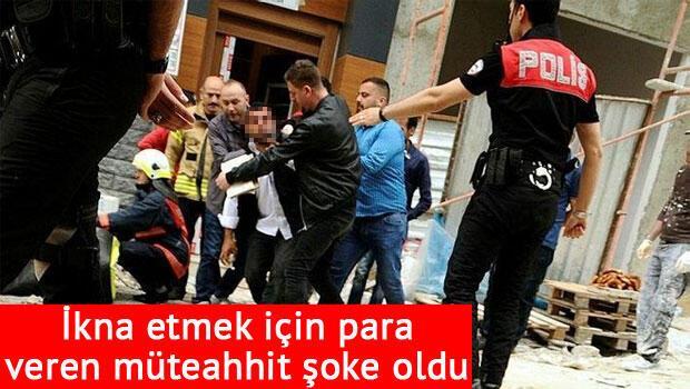 İstanbul`un çeşitli semtlerinde 14 kez intihar girişiminde bulunan İbrahim A.,