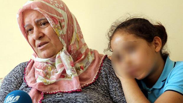 Antalya'da yaşayan 10 yaşındaki Fatma isimli küçük kızın yaşadıkları, tam