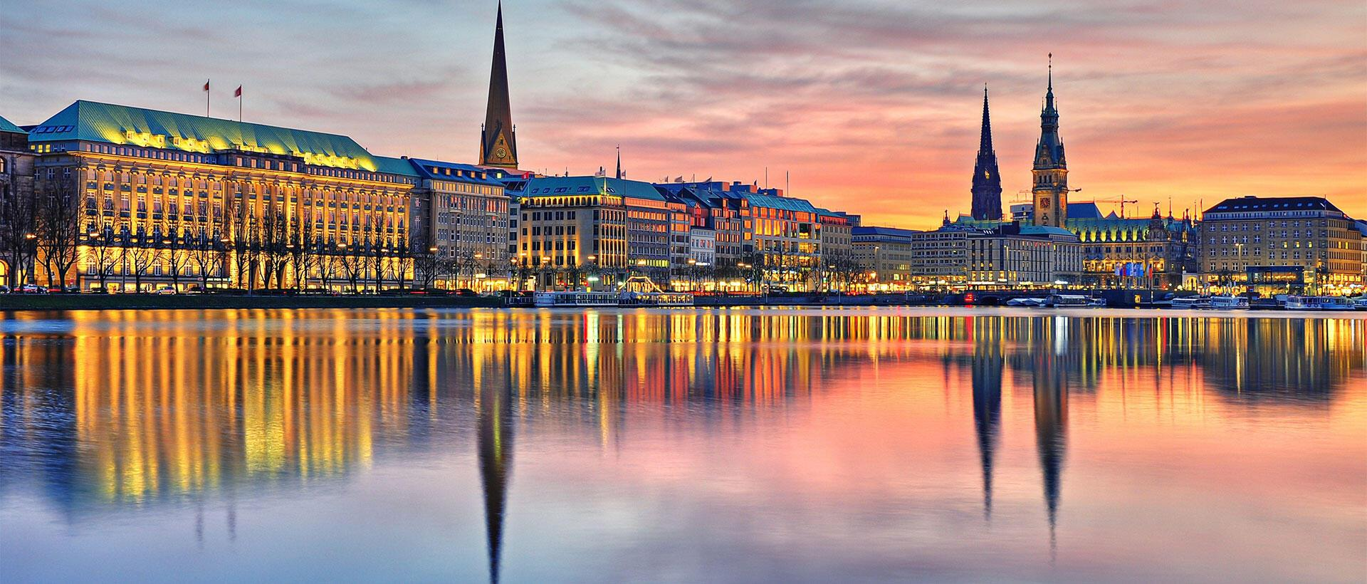 Keşfedilmeyi bekleyen şehir: Hamburg