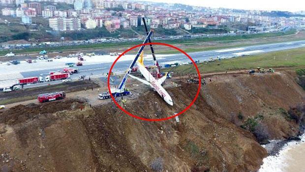 Trabzon Büyükşehir Belediyesi`nce deniz dolgusu üzerindeki `Gülcemal` projesi kapsamında uçak,kütüphane