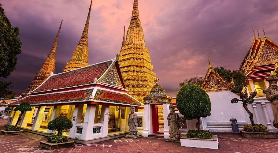 Melekler şehri Bangkok