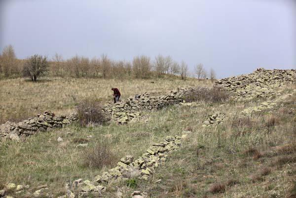 Bayburt`ta arkeolojik alan tespit edildi - Bayburt`ta 5 hektarlık alanda