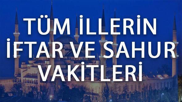 Türkiye`nin dört bir yanında Ramazan`ın onuncu gününü oruçlu olarak geçiren