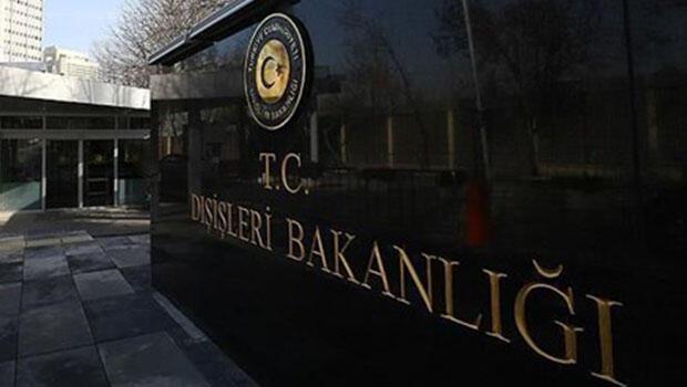 Dışişleri Bakanlığı Sözcüsü Hami Aksoy, İnce İnebolu isimli kuru yük