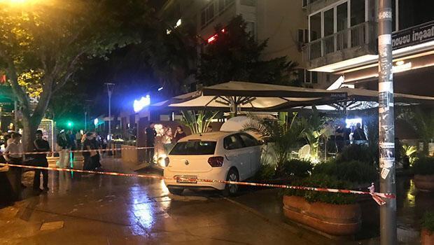 Olay saat 21.00 sıralarında Bağdat Caddesi'nde meydana geldi. Umut Özdağ