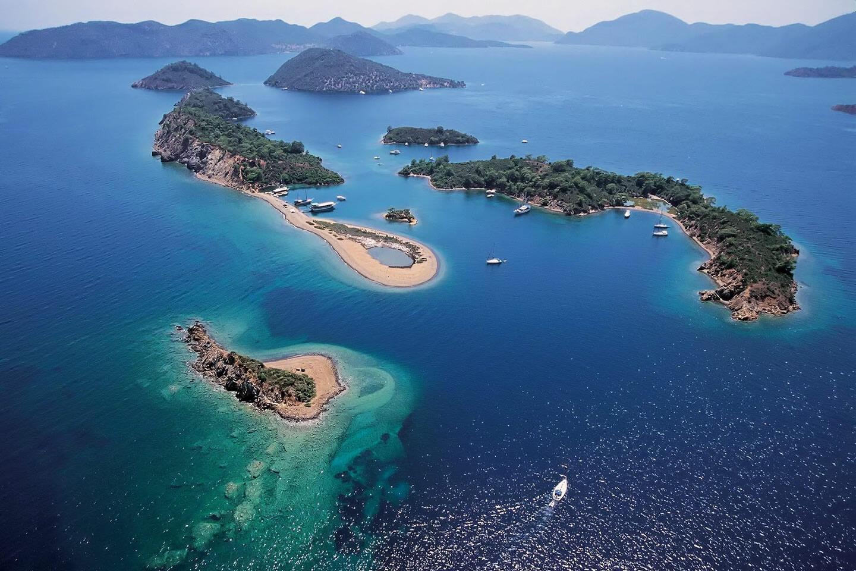 Türkiye'de yaz tatilinin en güzel adresi! Şimdi tam zamanı...