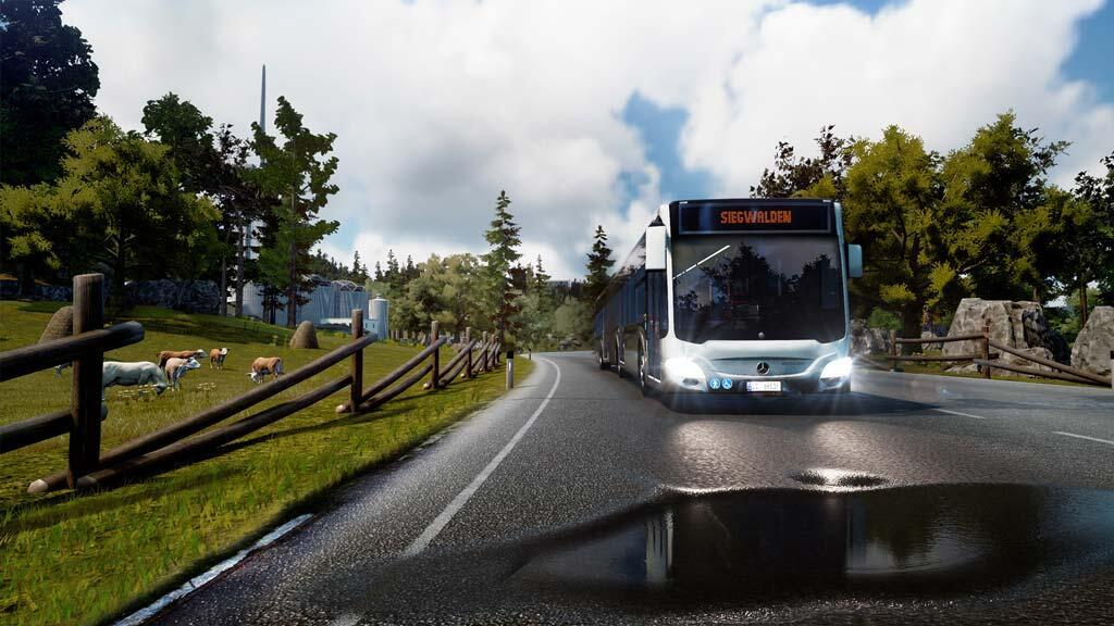 Bus Simulator 18 oyunculara sunuldu!