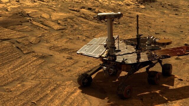 Mars'ı karış karış gezip keşfeden Opportunity ile irtibat kesildi