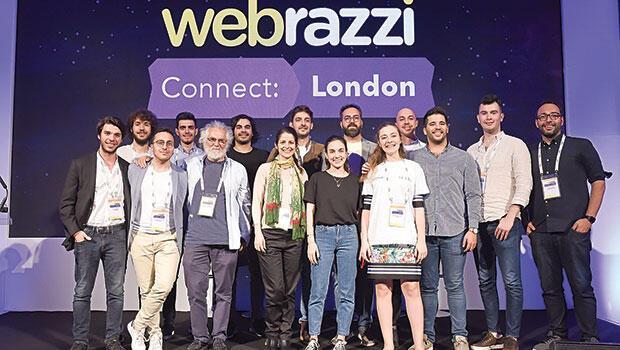 Startup lara Londra bağlantısı