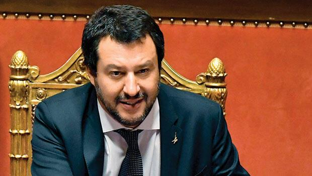 İtalya dan Türkiye ye 3 milyar Euro blokajı