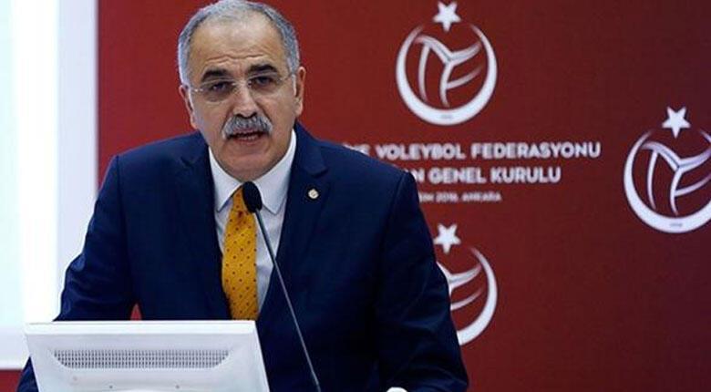 TVF Başkanı Üstündağ'dan bayram mesajı