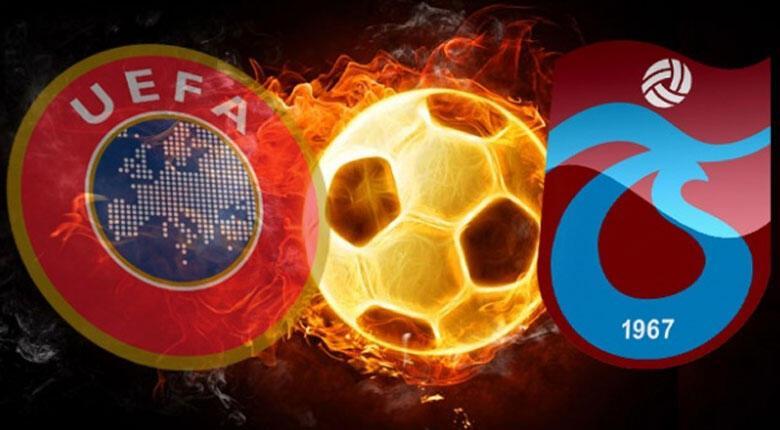Trabzonspordan 'UEFA' açıklaması
