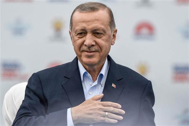 Cumhurbaşkanı Erdoğan, Twitter hesabından,