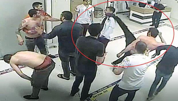 Dehşet veren olay Samsun'un Atakum ilçesindeki özel bir hastanede bayramın