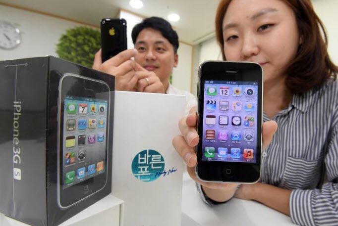 iPhone 3GS yeniden satışa çıkıyor! Fiyatı ise...