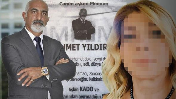Geçen yıl hayatını kaybeden Yıldırım Holding'in patronu Mehmet Yıldırım'ın eski