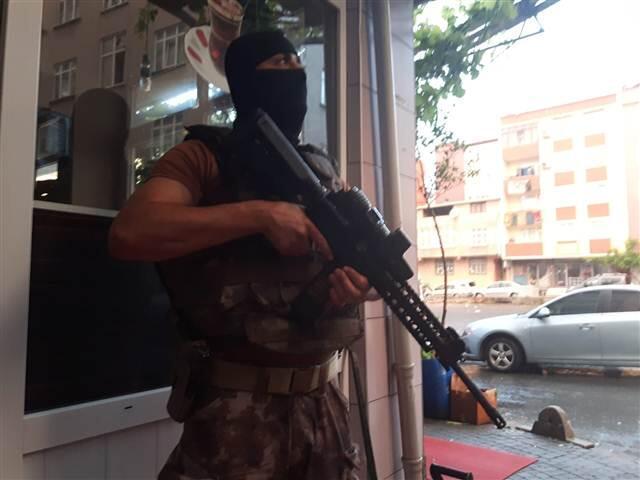 İstanbul Emniyet Müdürlüğü Narkotik Suçlarla Mücadele Şube Müdürlüğü ekipleri, Bağcılar`da