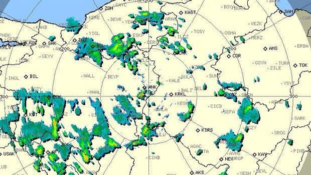 Meteoroloji Genel MüdürlüğüAnaliz ve Tahmin Merkezi`nde yapılan son değerlendirmelere göre,