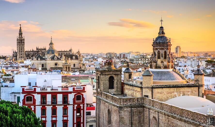 36 saatte Sevilla