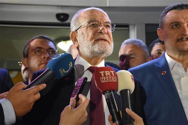 Karamollaoğlu, Cumhurbaşkanı ve 27. Dönem Milletvekili Genel Seçimleri`nde oy verme